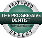 The Progressive Dentist featured expert logo